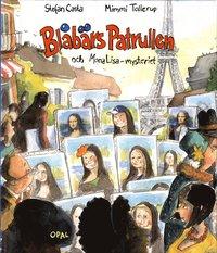 bokomslag Blåbärspatrullen och Mona Lisa-mysteriet