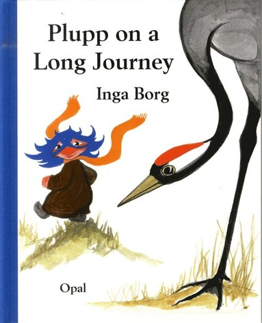 bokomslag Plupp on a long journey