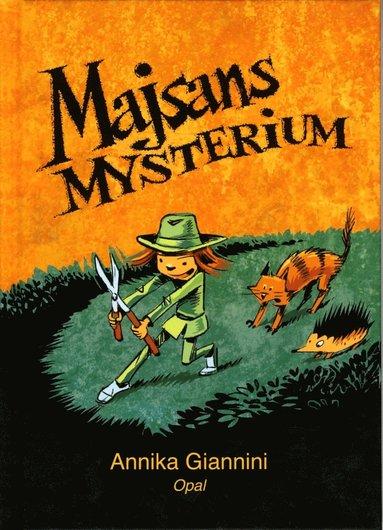 bokomslag Majsans mysterium