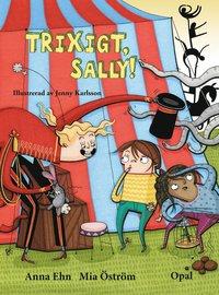 bokomslag Trixigt, Sally!