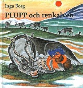 bokomslag Plupp och renkalven