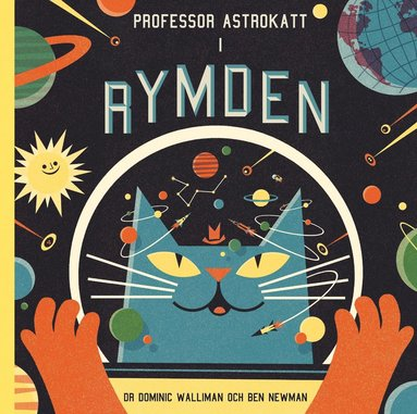 bokomslag Professor Astrokatt i rymden