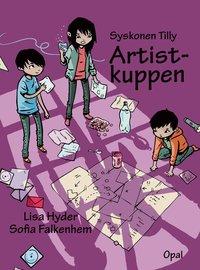 bokomslag Artistkuppen
