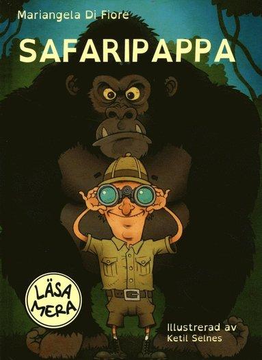 bokomslag Safaripappa