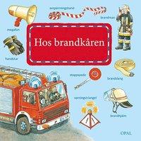 bokomslag Hos Brandkåren