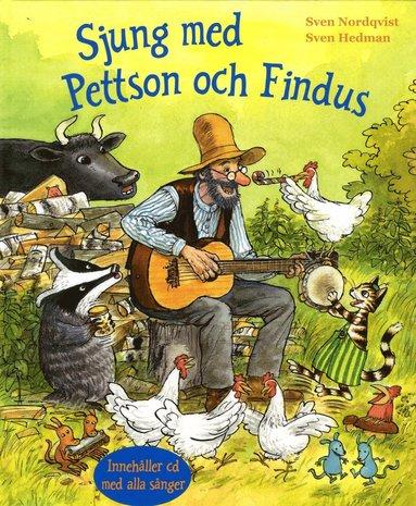 bokomslag Sjung med Pettson och Findus + CD