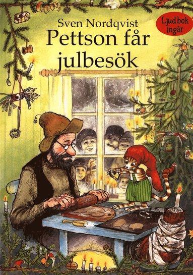 bokomslag Pettson får julbesök med CD