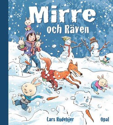 bokomslag Mirre och räven