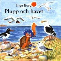 bokomslag Plupp och havet