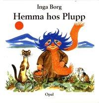 bokomslag Hemma hos Plupp