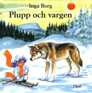 bokomslag Plupp och vargen