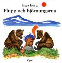 bokomslag Plupp och björnungarna