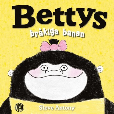 bokomslag Bettys bråkiga banan