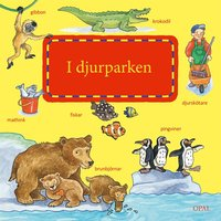 bokomslag I djurparken