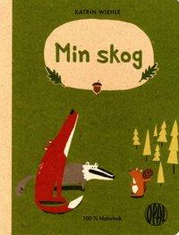 bokomslag Min skog