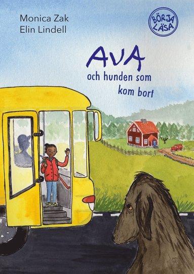 bokomslag Ava och hunden som kom bort
