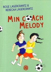 bokomslag Min coach Melody