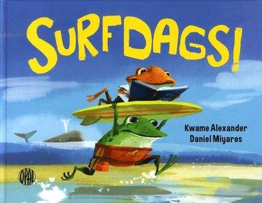 bokomslag Surfdags!