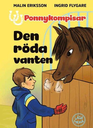bokomslag Ponnykompisar. Den röda vanten