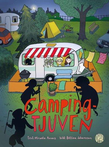 bokomslag Campingtjuven