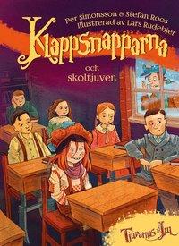 bokomslag Klappsnapparna och skoltjuven