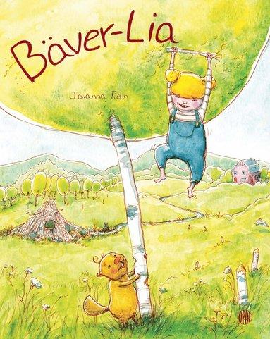 bokomslag Bäver-Lia