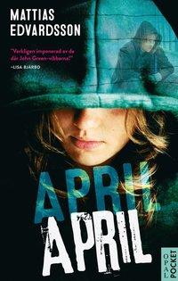 bokomslag April, April