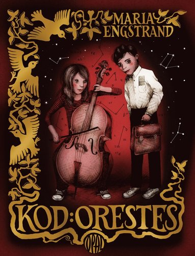 bokomslag Kod : Orestes