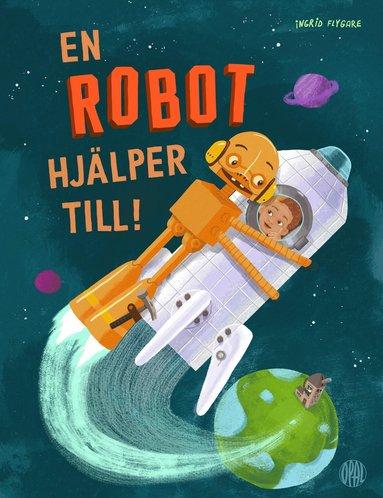 bokomslag En robot hjälper till