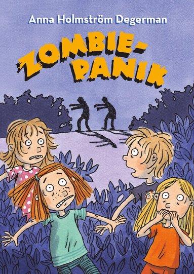 bokomslag Zombiepanik