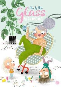 bokomslag Glass på en onsdag