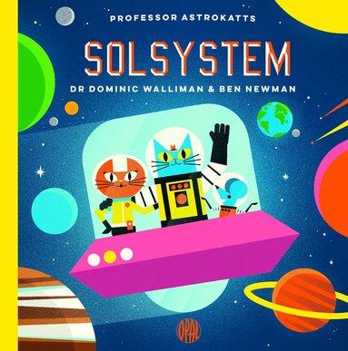 bokomslag Professor Astrokatts solsystem