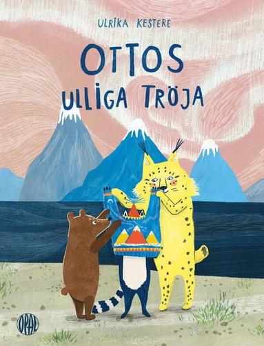 bokomslag Ottos ulliga tröja