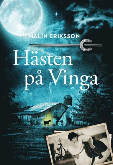 bokomslag Hästen på Vinga