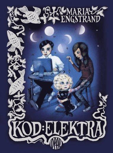 bokomslag Kod: Elektra