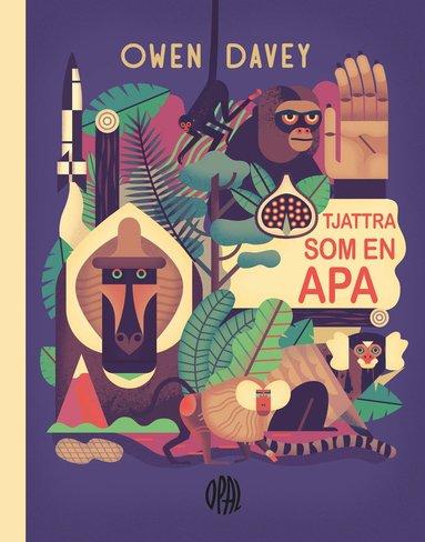 bokomslag Tjattra som en apa