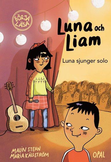 bokomslag Luna sjunger solo