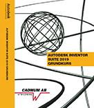 bokomslag Autodesk Inventor 2019 Grundkurs