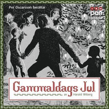 bokomslag Gammaldags jul