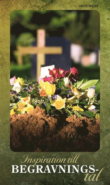 bokomslag Inspiration till begravningstal