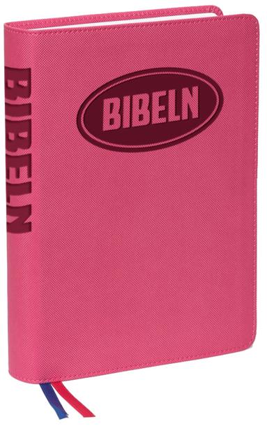bokomslag Konfabibeln (rosa)
