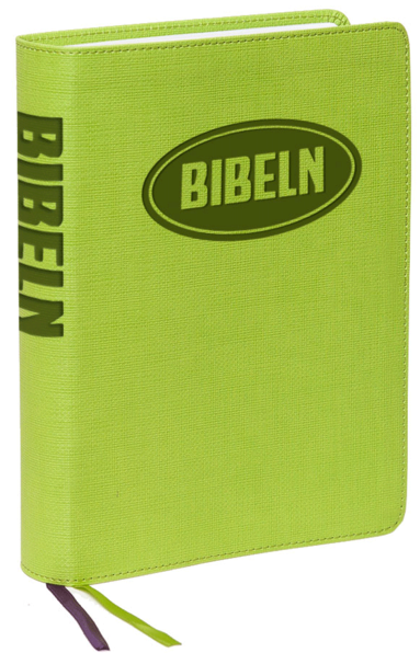 bokomslag Konfabibeln (grön)
