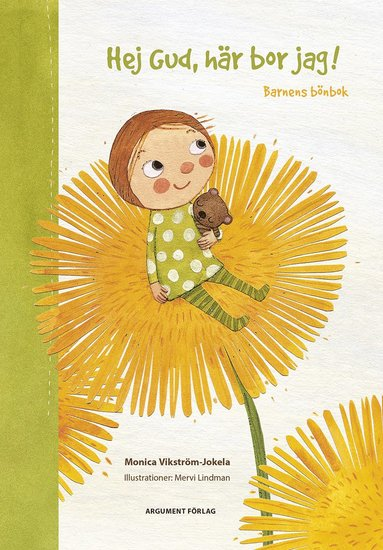 bokomslag Hej Gud, här bor jag! : barnens bönbok