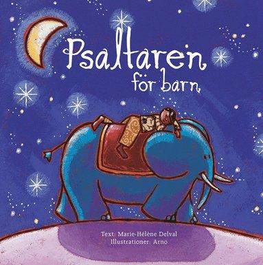 bokomslag Psaltaren för barn