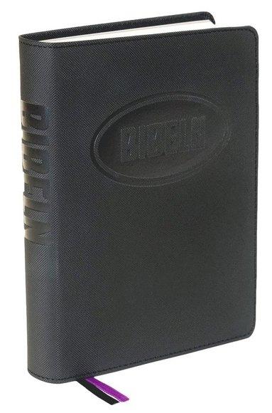 bokomslag Konfabibeln (svart)