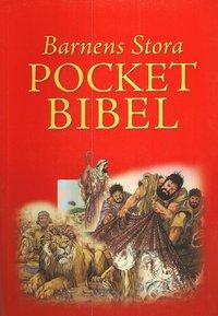 bokomslag Barnens Stora Pocket Bibel