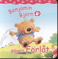 bokomslag Benjamin Björn säger Förlåt