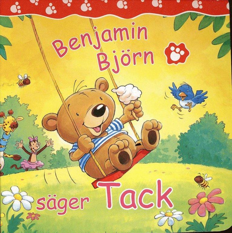 Benjamin Björn säger Tack 1