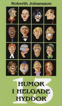 bokomslag Humor i helgade hyddor 13