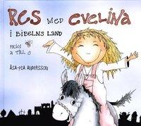 bokomslag Res med Evelina i Bibelns land